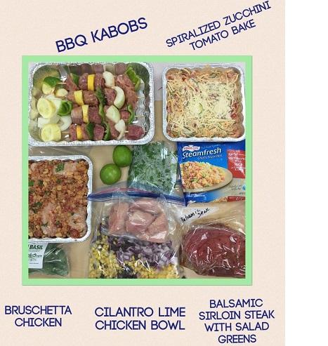 DISH meals June